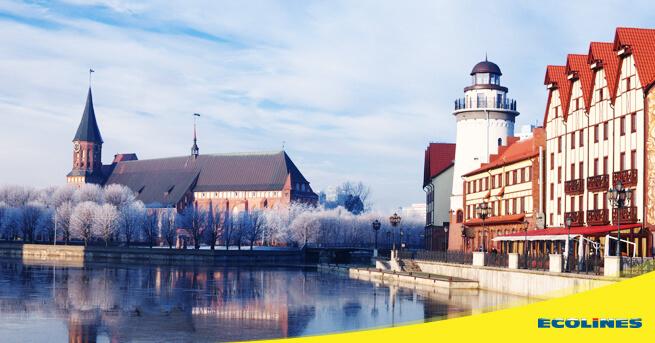 Tallinn - Kaliningrad
