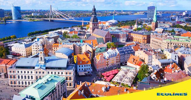 Таллинн - Рига