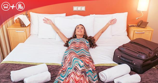 Eripakkumised hotelliga Tallinn - Riga