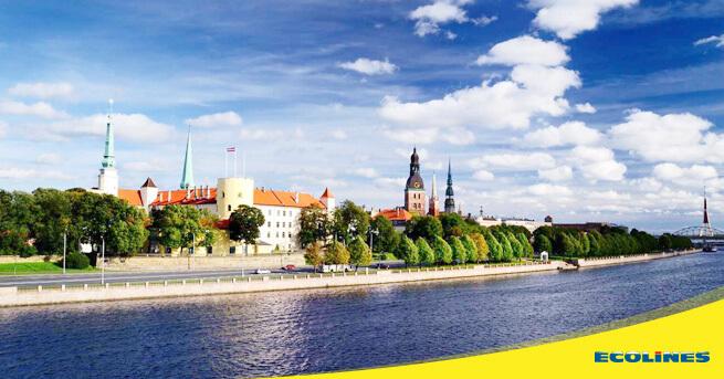 Pärnu - Riia