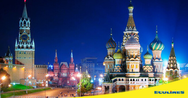 Tallinn - Moskva
