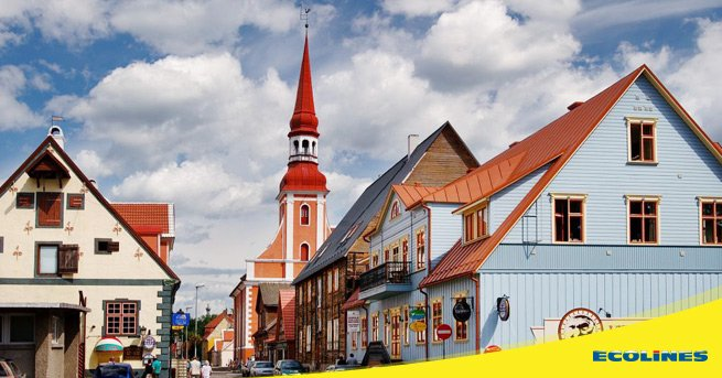 Tallinn - Pärnu