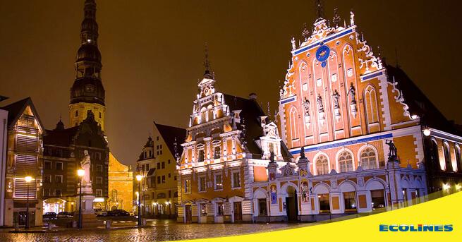 Tallinn - Riia
