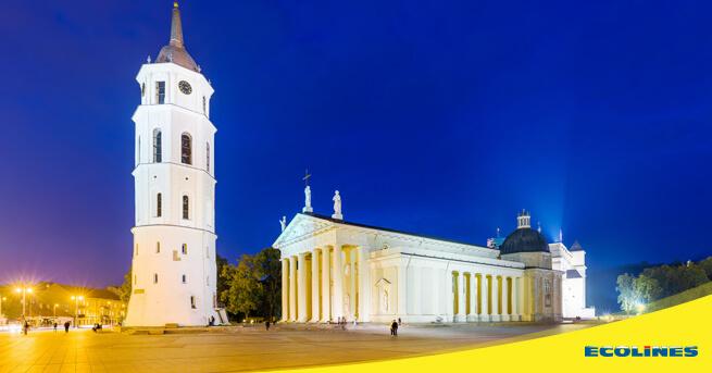 Таллинн - Вильнюс