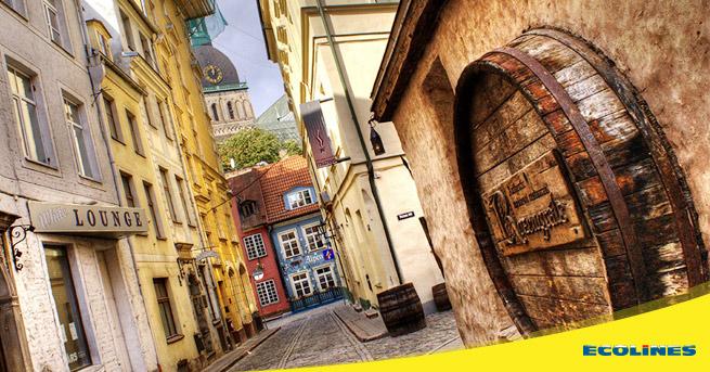 Tartu - Riga