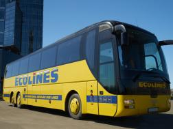 MAN - ECOLINES buss
