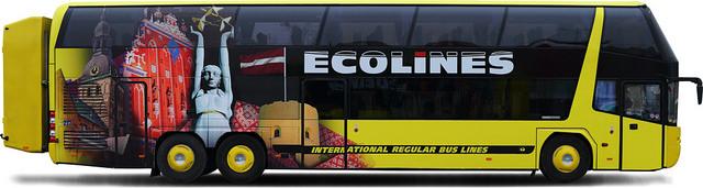 ECOLINESIN linja-autot