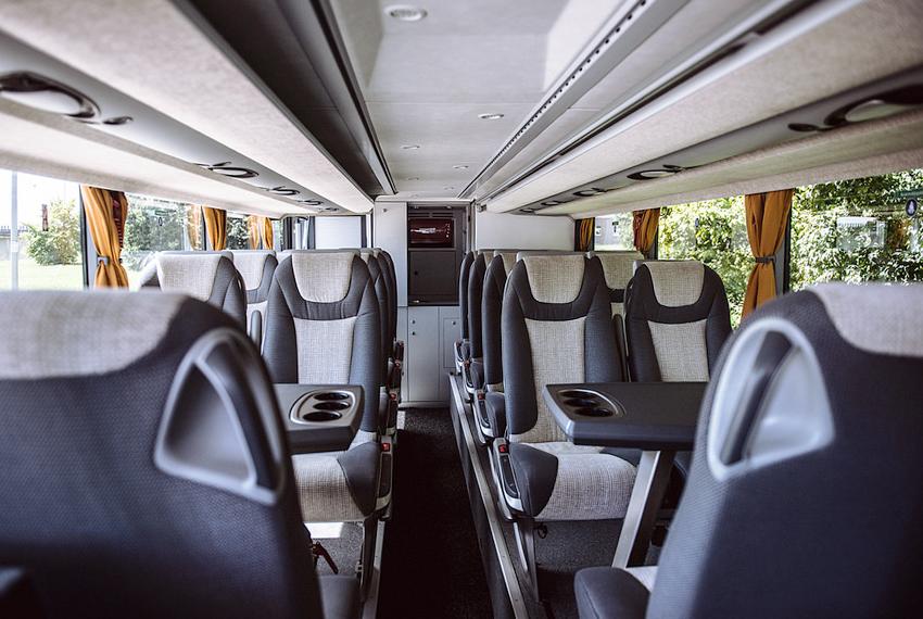 фото автобус setra free