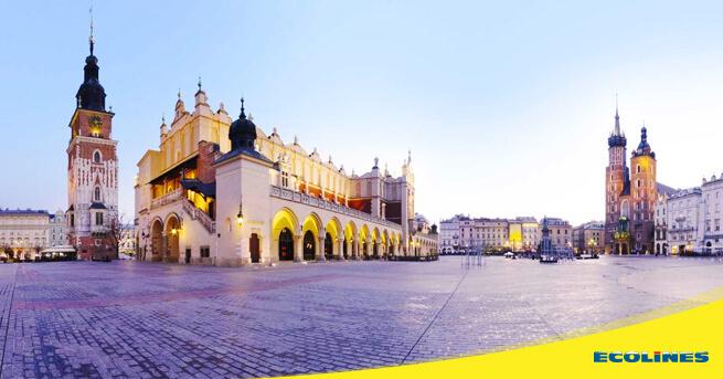 Bratislava - Krakow