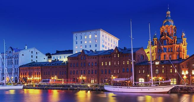 Helsinki-St.Petersburg