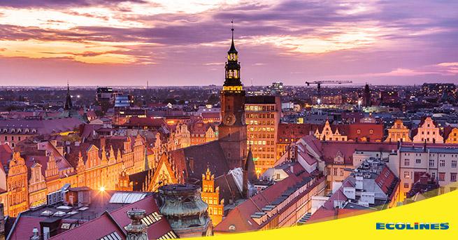 Prague - Wroclaw