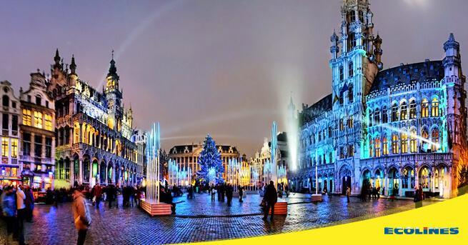 Riga - Brussels