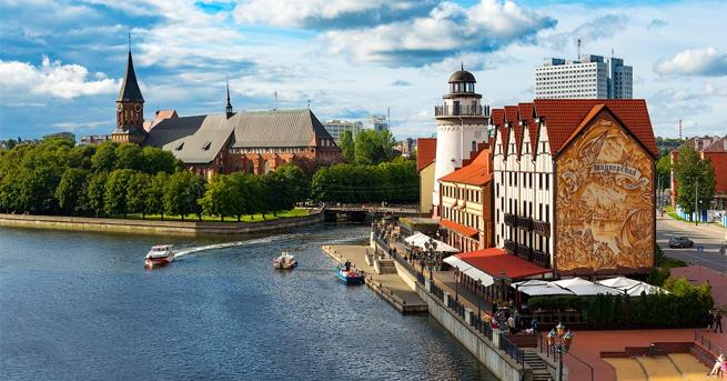 Riga - Kaliningrad