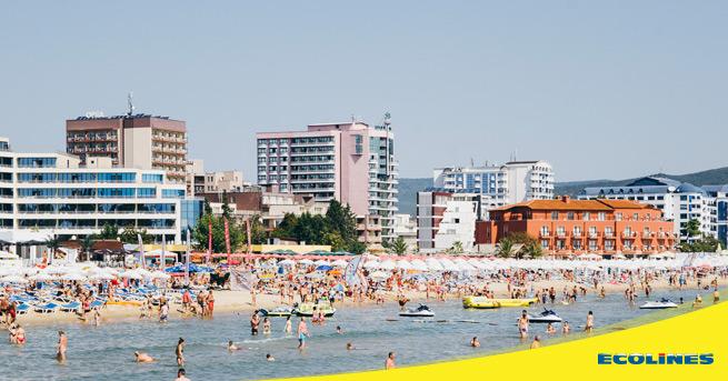 Riga - Slunchev Briag