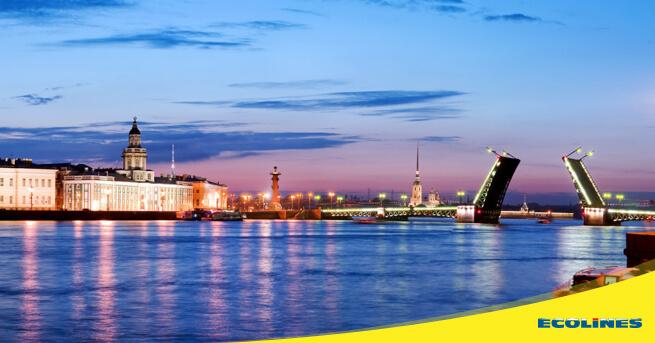 Tallinn - St.Petersburg
