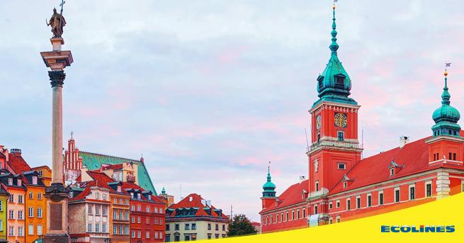Tallinn - Warsaw