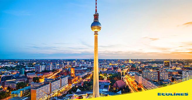 Warsaw - Berlin