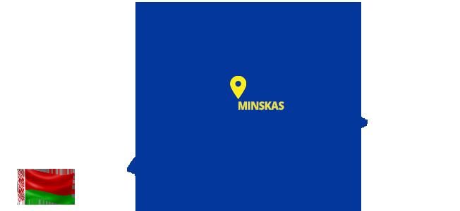 Autobusai į Baltarusiją - ECOLINES