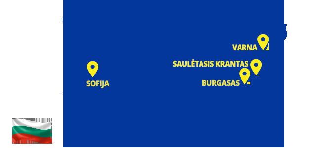 Autobusai į Bulgariją - ECOLINES