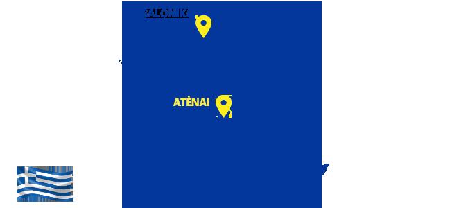 Autobusai į Graikiją - ECOLINES
