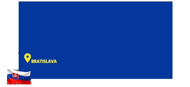 Autobusai į Slovakiją - ECOLINES