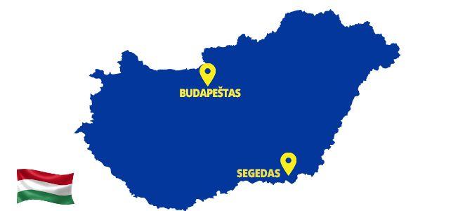 Vengrija - ECOLINES