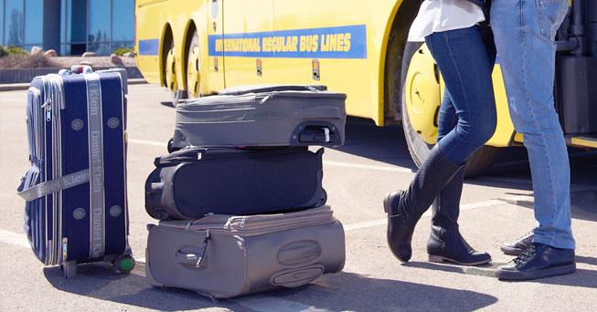 ECOLINES bagažas