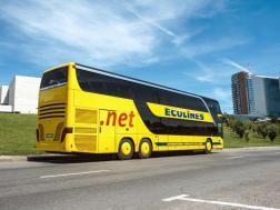 ECOLINES Setra bus