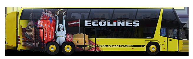 ЕCOLINES Autobusi