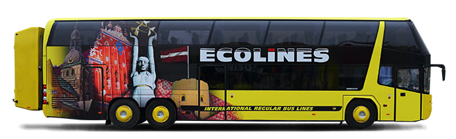 ECOLINES buses