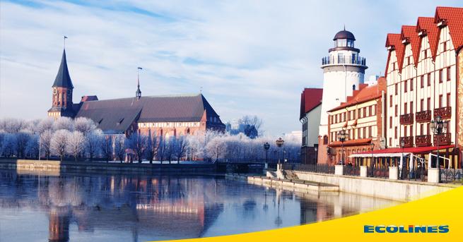 Bus Riga - Kaliningrad