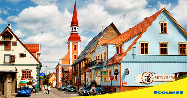 Bus Riga - Pärnu