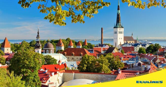 Bus Riga - Tallinn
