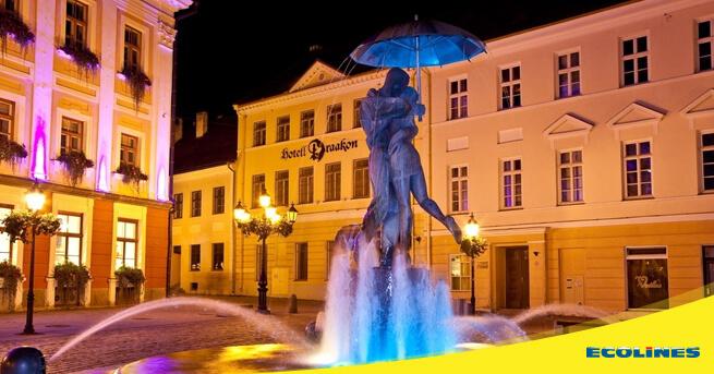Bus Riga - Tartu
