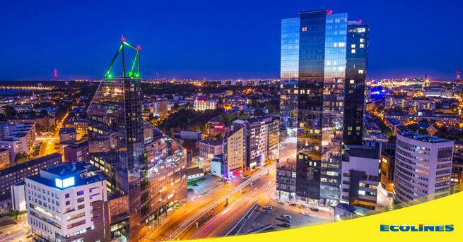 Riga - Tallinn with hotel
