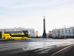 ECOLINES автобус